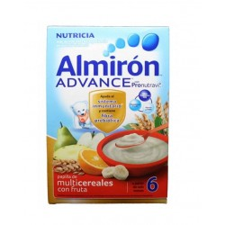 Almiron Advance 5 cereales y fruta 600 g