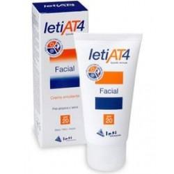 Leti AT-4 crema facial SPF20 pieles atópicas y/o secas 50 ml