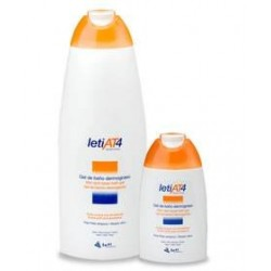 Leti AT4 Gel de Baño Dermograso Piel Atópica y/o Seca 750 ml