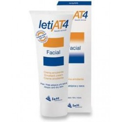 Leti AT4 Crema Facial Pieles Atópicas y/o Secas 100 ml