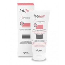 Letifem Pregnacy crema antiestrías 200 ml