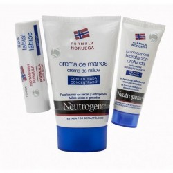Pack Neutrogena crema de manos fórmula Noruega 50 ml + Protector labial SPF 20 4