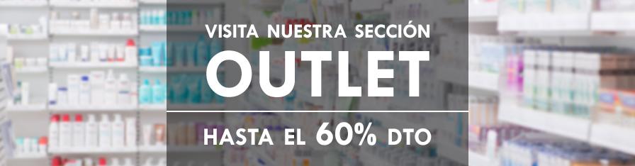 Visita nuestra sección Outlet con hasta el 60% de descuento