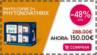 PHYTO COFRE PHYTONOVATHRIX 2+1 Anti-Caída Global