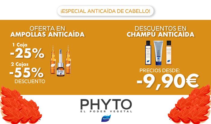Promocion Anti-Caída Phyto
